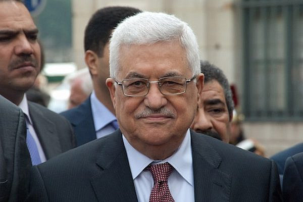 Mahmoud Abbas. (Olivier Pacteau)
