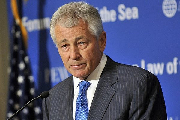 Chuck Hagel (SecretaryofDefense/CC BY 2.0)