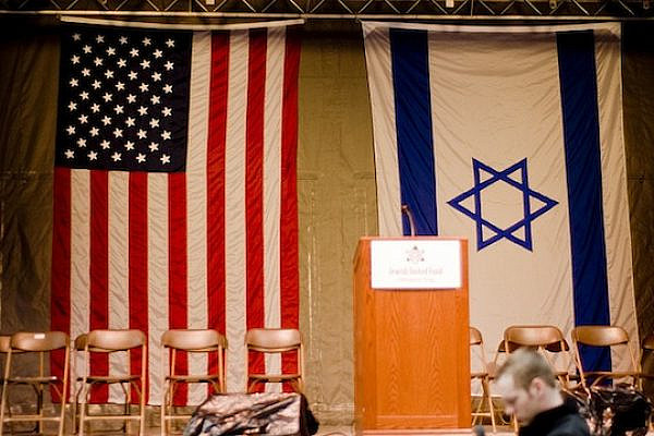 U.S. and Israeli flags (flickr/Josh.ev9/CC by SA 2.0)