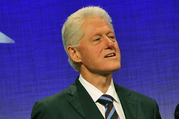 Former U.S. president Bill Clinton (photo: State Department)