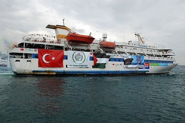 Mavi Marmara. (Free Gaza movement/CC BY-SA 2.0)