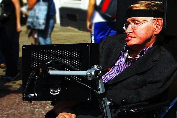 Stephen Hawking. (photo: Doug Wheller / CC BY 2.0)