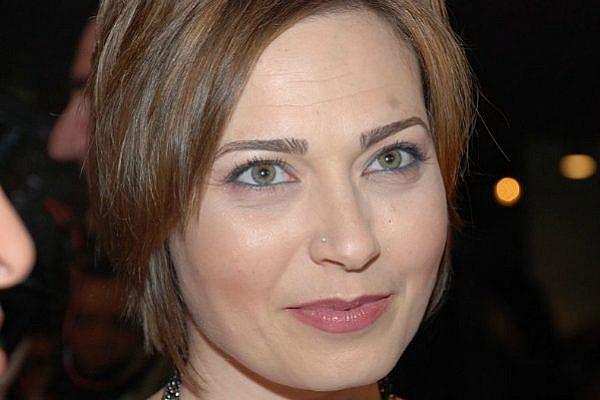 Actress Mira Awad (Urga41/CC)