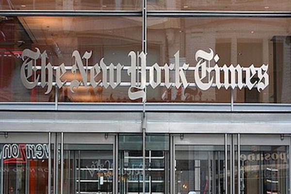 New York Times. (photo: flickr/niallkennedy CC by NC 2.0)