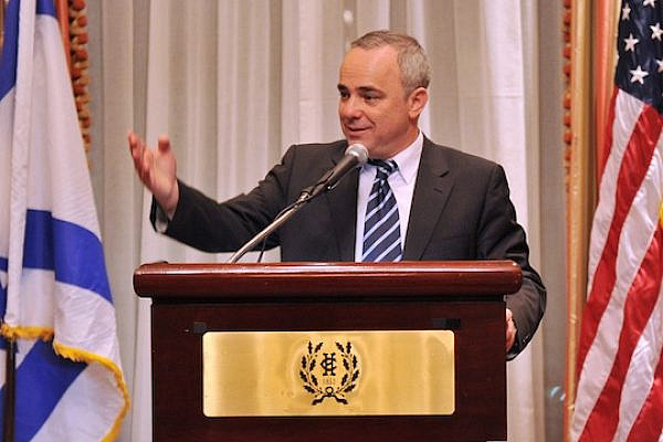 Minister Yuval Steinitz (Photo: Israeli Finance Ministry, Flickr)
