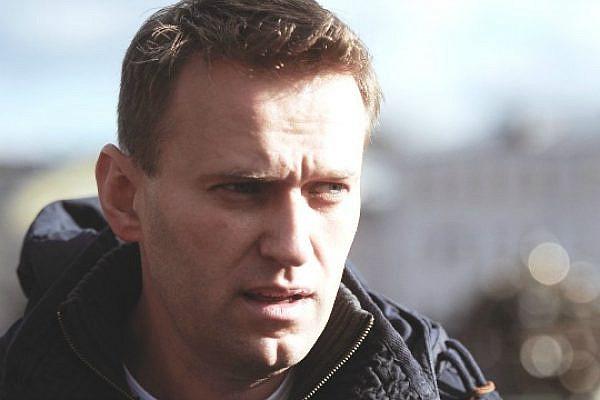 Russian opposition leader Alexei Navalny (Mitya Aleshkovskiy/Wikimedia Commons)