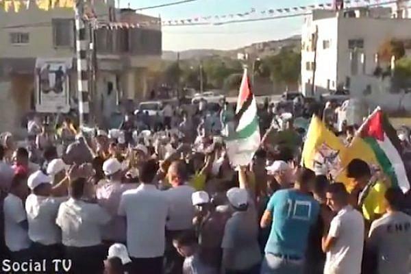 Kufr Qaddum celebrates two years of popular struggle (Social TV)