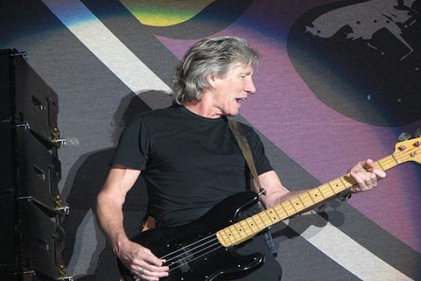 Roger Waters performing at Arrow Rock Festival, June 10, 2006. (Photo by Jethro / Wikicommons)