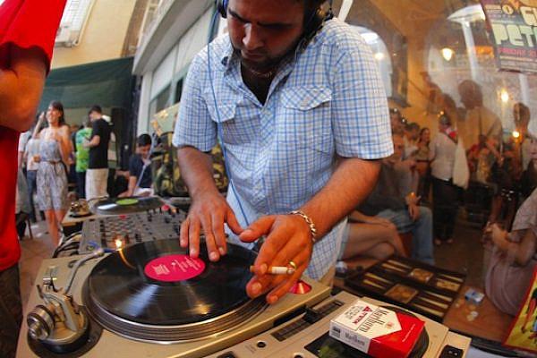 DJ Maor Anava.