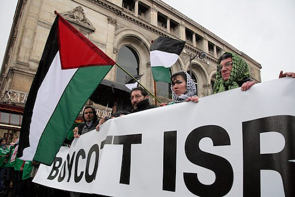 Stock photo boycott activists in France. (Photo by Olga Besnard/Shutterstock.com)