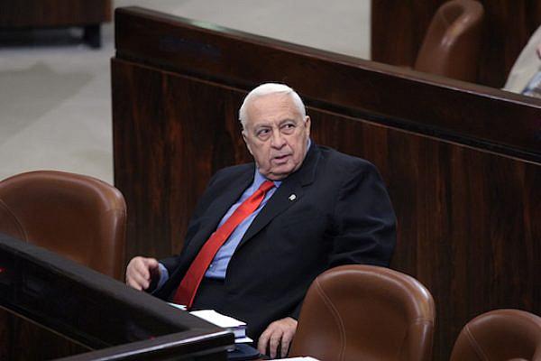 Former Prime Minsiter Ariel Sharon (Photo: Mikhail/Shutterstock.com)