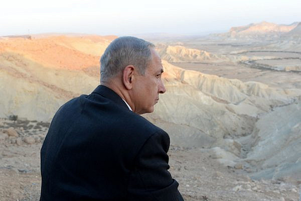 Prime Minister Benjamin Netanyahu. (Photo: Kobi Gideon / GPO)