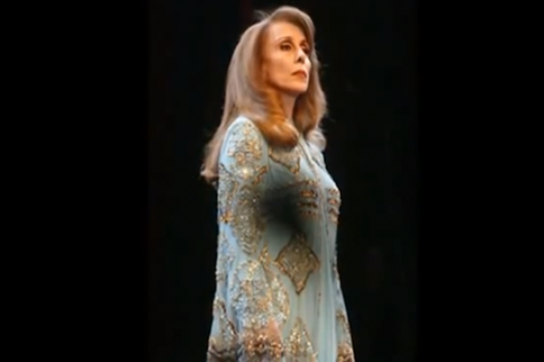 Fairuz. (YouTube screenshot)