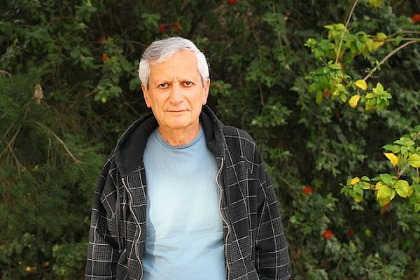 Former attorney general Michael Ben-Yair (Photo by Yossi Gurvitz)