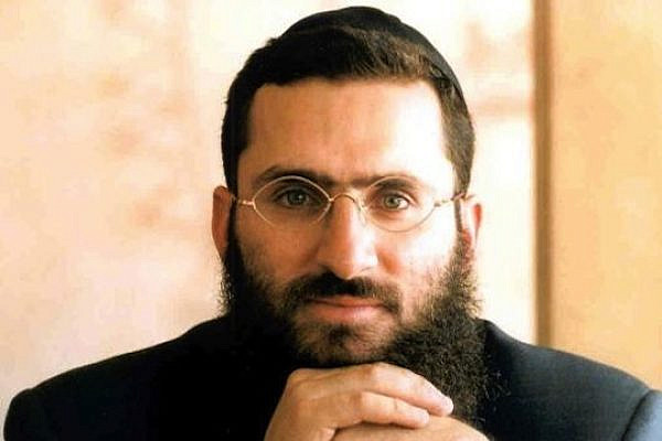 Rabbi Shmuley Boteach. (photo: DRosenbach/CC BY-SA 3.0)
