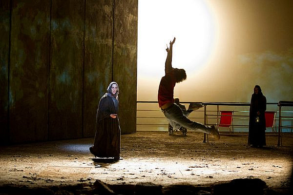 John Adams's The Death of Klinghoffer. (photo by Richard Hubert Smith, English National Opera/CC BY-ND 2.0)
