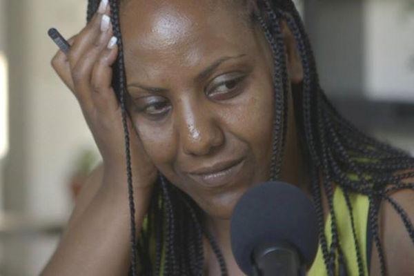 Swedish-Eritrean journalist Meron Estefanos in 'Sound of Torture' (Screenshot)