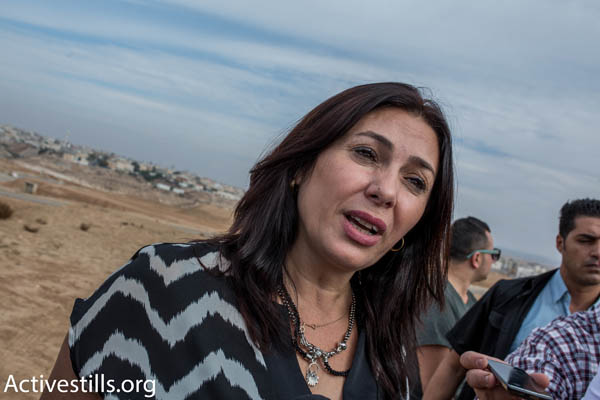 Likud MK Miri Regev (Photo by Activestills.org)
