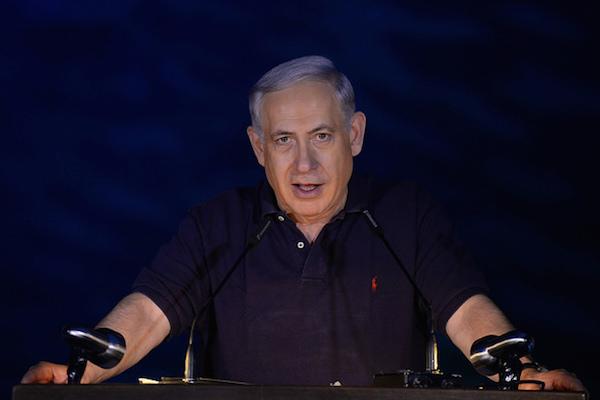 Prime Minister Benjamin Netanyahu (Photo: Haim Zach/GPO)