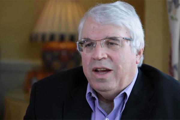 Former Israeli diplomat Alon Liel (Screenshot: SocialTV)