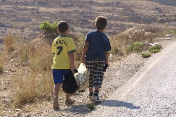 Screenshot from 'Disregarding Gaza,' by Tamar Glezerman and Arianna LaPenne.