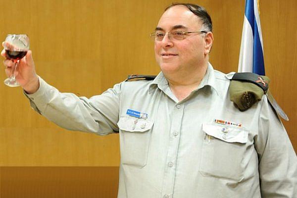 Avi Benayahu. (photo: IDF Spokesperson Unit)