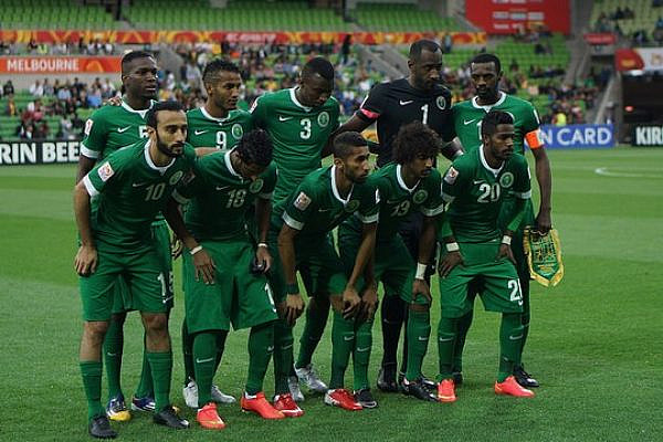Saudi Arabia's Green Falcons. (photo: Nasya Bahfen CC BY-ND 2.0)
