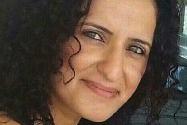 Suha Mansour.