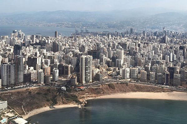 The Beirut skyline. (Shutterstock.com)