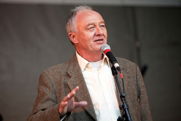 File photo of former London Mayor Ken Livingstone of the UK Labour Party. (Viktor Kovalenko / Shutterstock.com)
