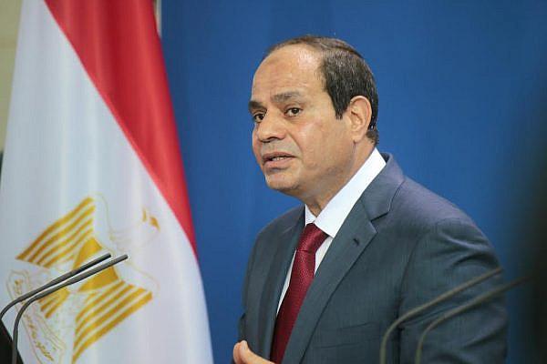 Egyptian President Abdel Fattah el-Sissi. (photo: Shutterstock.com)
