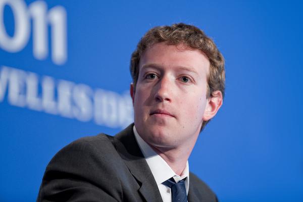 Facebook CEO Mark Zuckerberg (Frederic Legrand - COMEO / Shutterstock.com)
