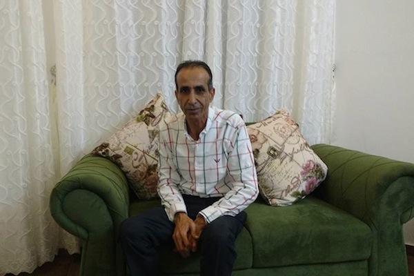 Ramzi Fayyad. (Orly Noy)