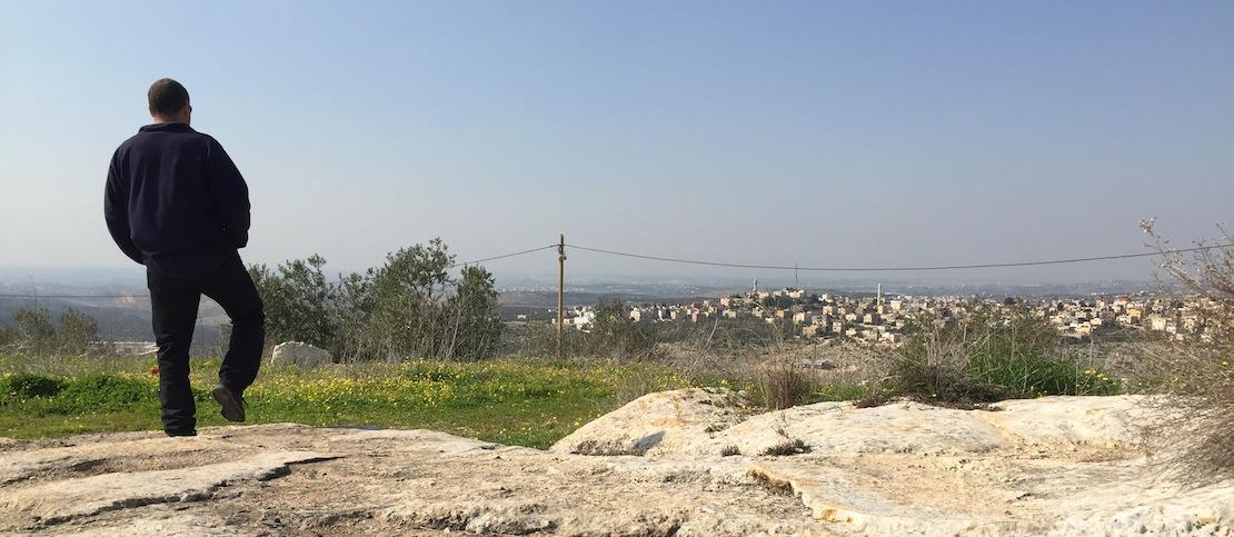 The man on the heels of Israel's settlement enterprise