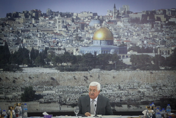 Is Abbas serious about freezing security coordination with Israel?