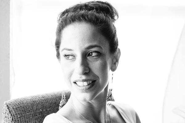 +972 writer Mya Guarnieri Jaradat. (Hannah Mayo)