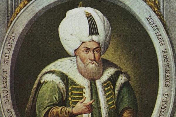 Sultan Bayezid II.