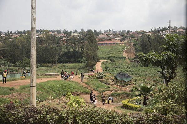 Kigali, Rwanda. (Oren Ziv/Activestills.org)