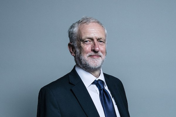 Labour Party leader Jeremy Corbyn. (Chris McAndrew/CC BY 3.0)