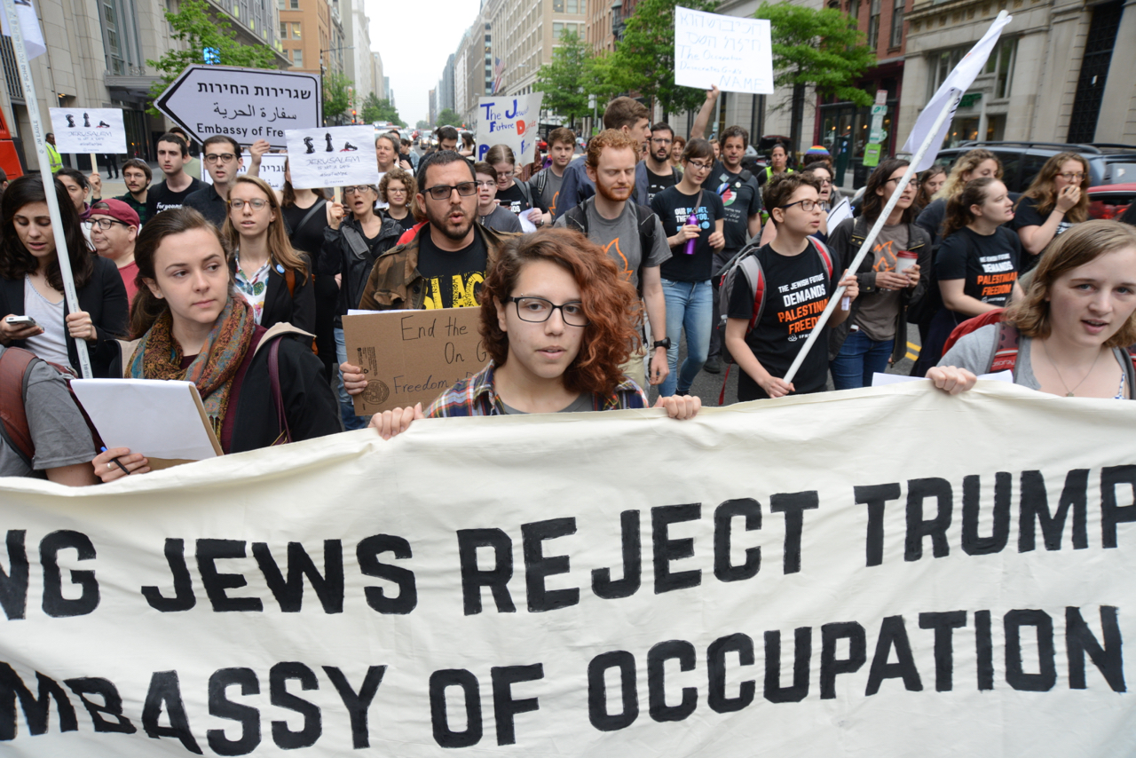 American Jews can fight white nationalism and the occupation at the same time - +972 Magazine
