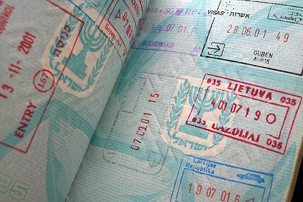 'Everything becomes more difficult whenever I cross borders. The in-betweeness of my identity is lost. To immigration officers, government officials, and school administrators, only the nationality listed on my passport matters.' (Zilan2000/Shutterstock.com)
