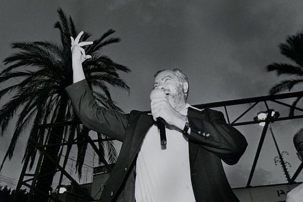 Rabbi Meir Kahane. (Moshe Shai/Flash90)
