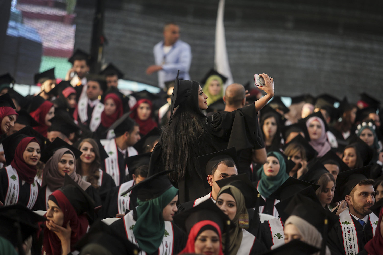 Israel is turning Palestinian students into criminals