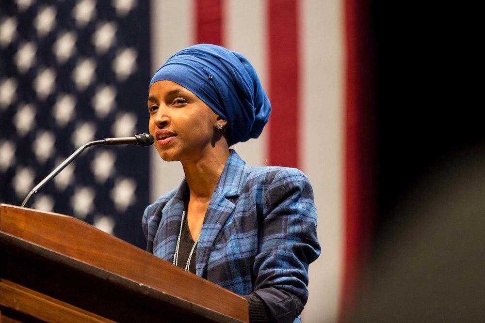 U.S. Congresswoman Ilhan Omar. (Lorie Shaull/CC BY-SA 4.0)