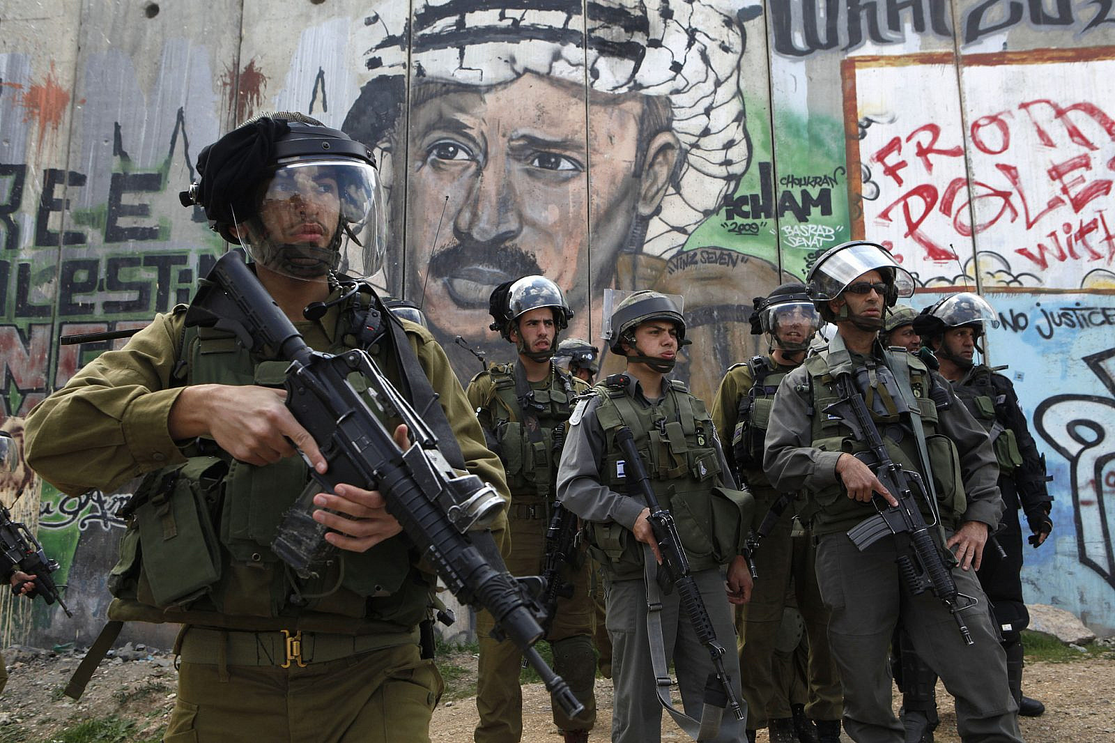 The Israeli center's road to endless occupation