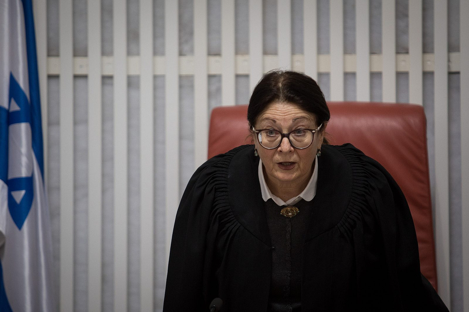 How Israel's top court outlawed moral opposition to the occupation