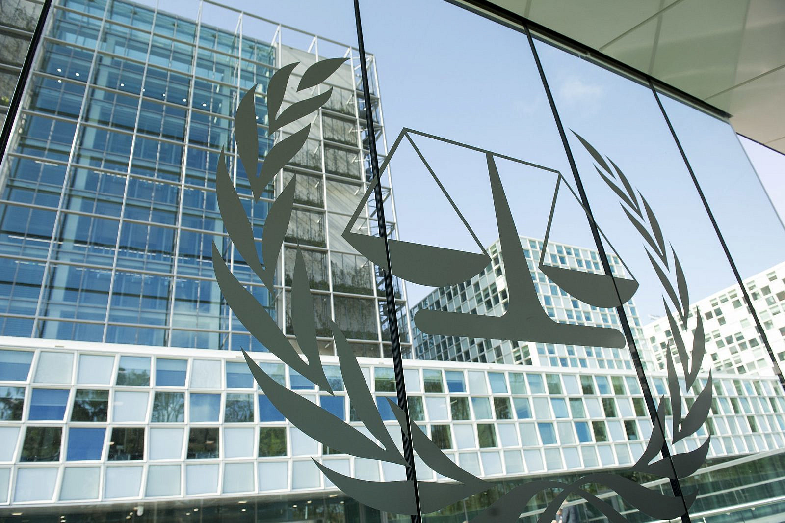 Official Opening of the Permanent Premises of the International Criminal Court, April 19, 2016. (UN Photo/Rick Bajornas)