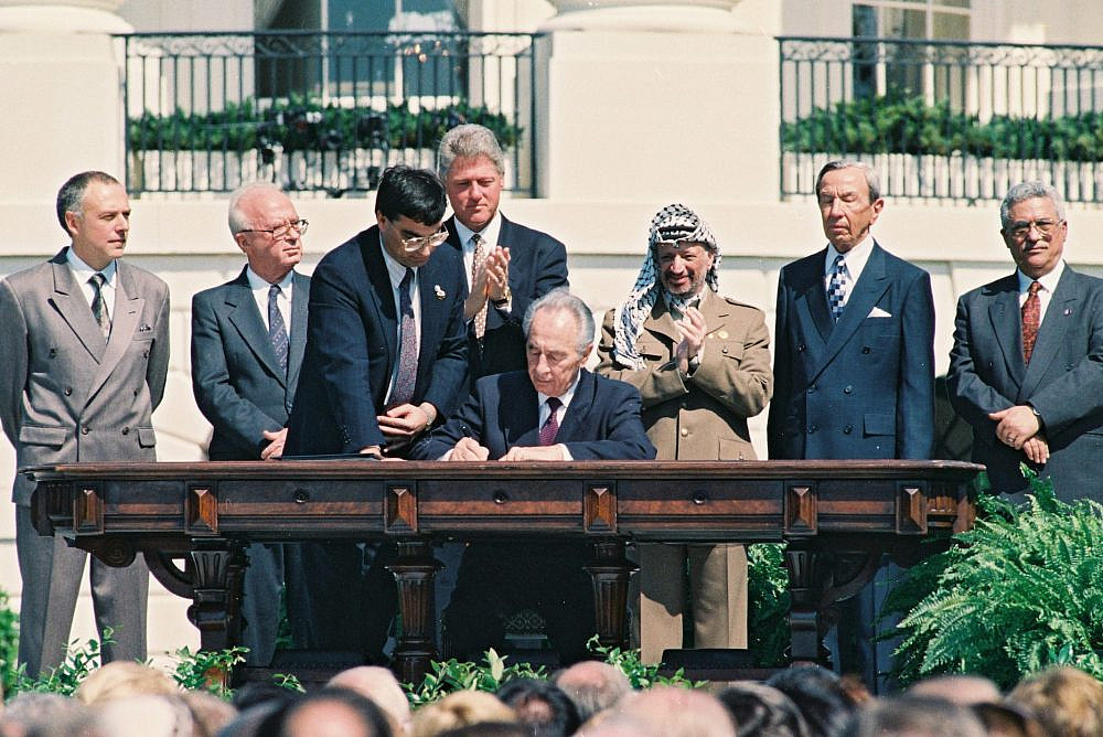 How the U.S. made Palestine the exception to the rules of peacemaking - +972 Magazine