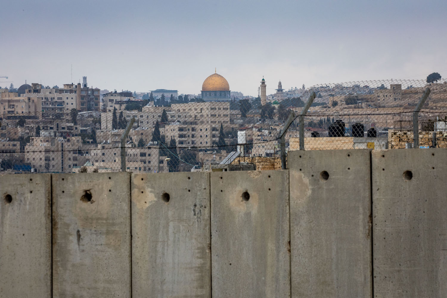 Don't eulogize the two-state solution just yet