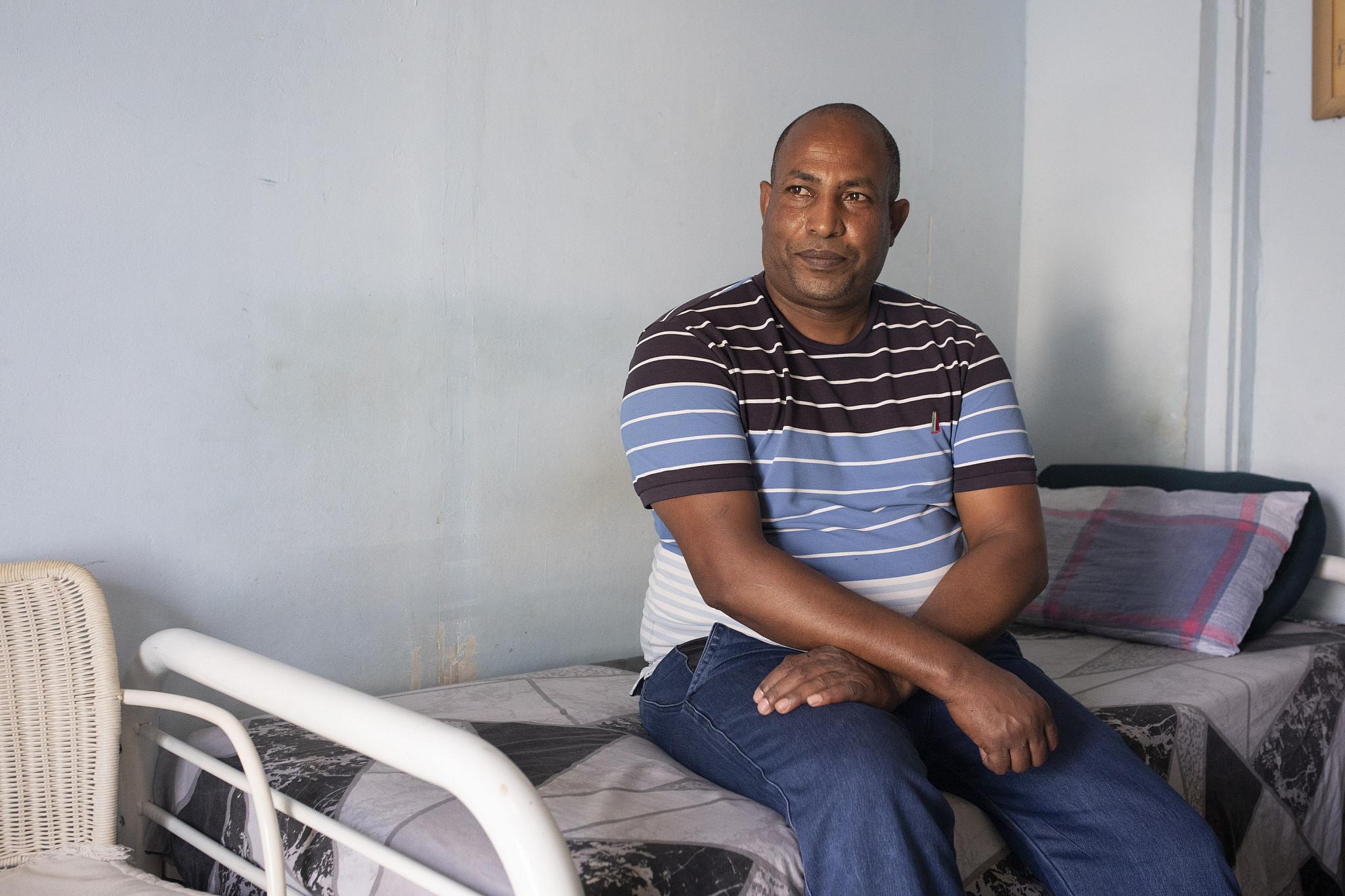 Portrait of a crisis: Asylum seekers in south Tel Aviv under coronavirus